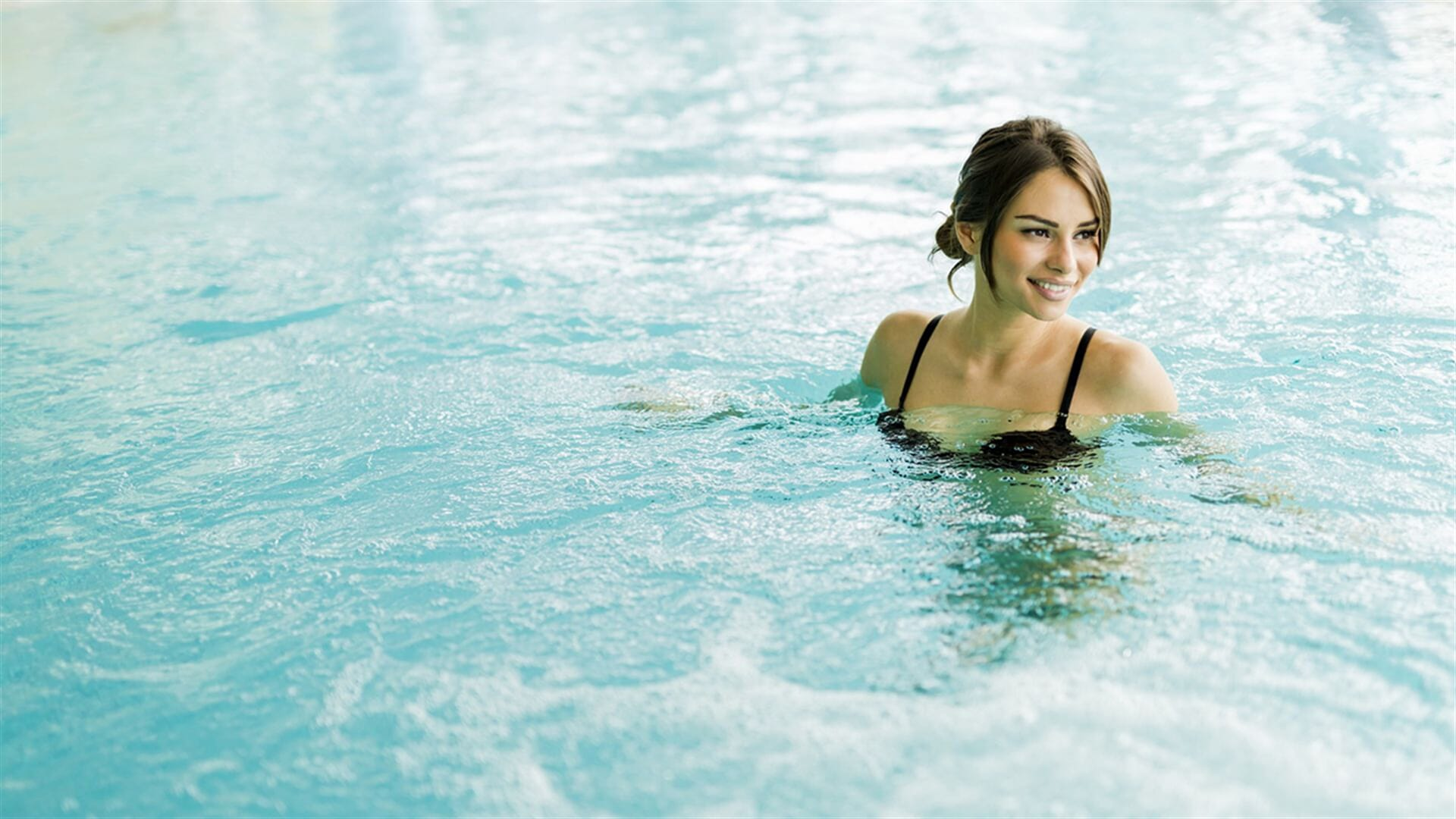 hotel pool wellnessurlaub meran